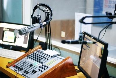 College Radio Station